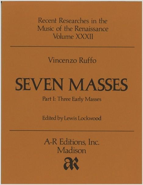 Ruffo: Seven Masses