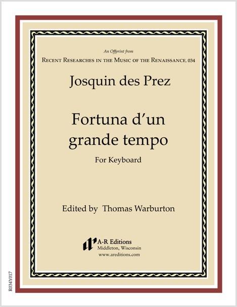 Josquin des Prez: Fortuna d'un grande tempo
