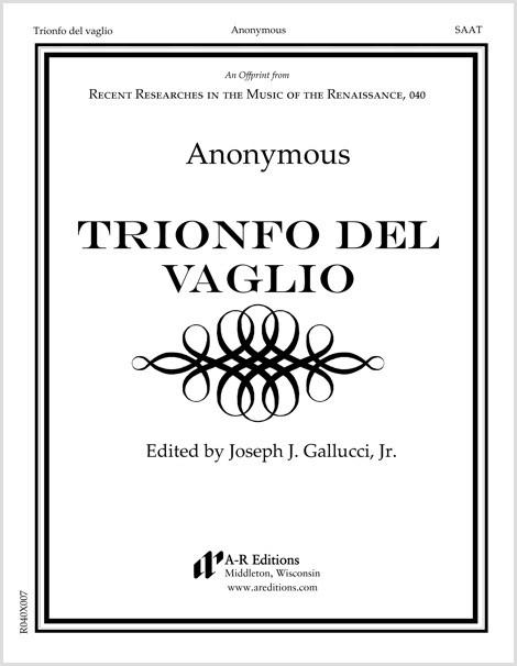 Anonymous: Trionfo del vaglio