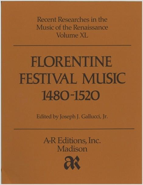 Florentine Festival Music