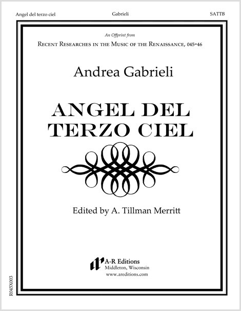 Gabrieli: Angel del terzo ciel