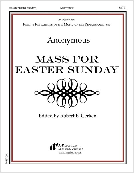Anonymous: Mass for Easter Sunday