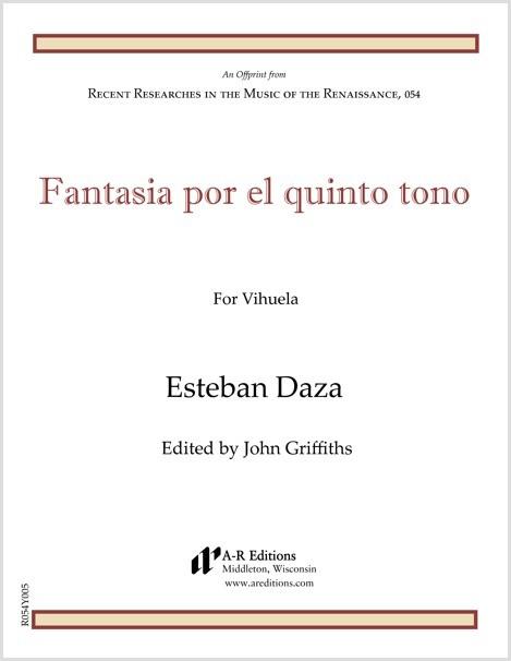 Daza: Fantasia por el quinto tono