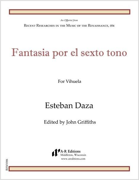 Daza: Fantasia por el sexto tono