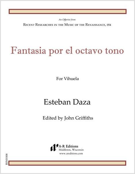 Daza: Fantasia por el octavo tono