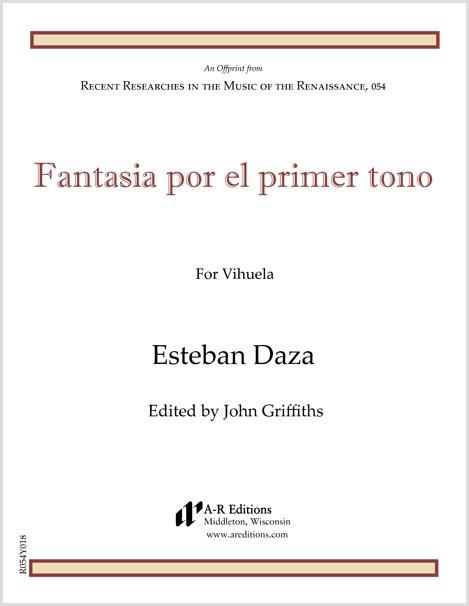 Daza: Fantasia por el primer tono