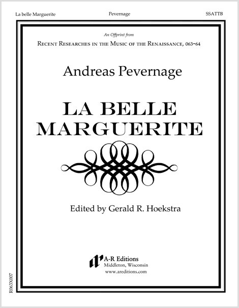 Pevernage: La belle Marguerite