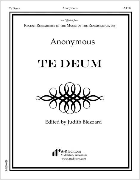 Anonymous: Te Deum