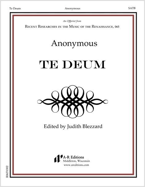 Anonymous: Te Deum