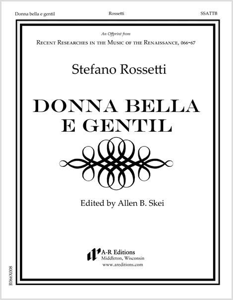Rossetti: Donna bella e gentil