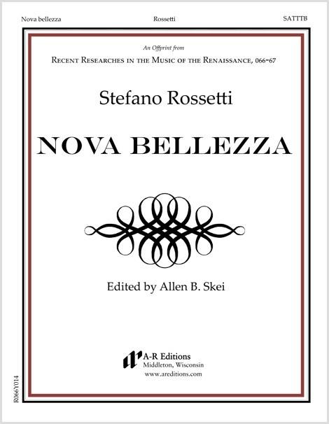 Rossetti: Nova bellezza