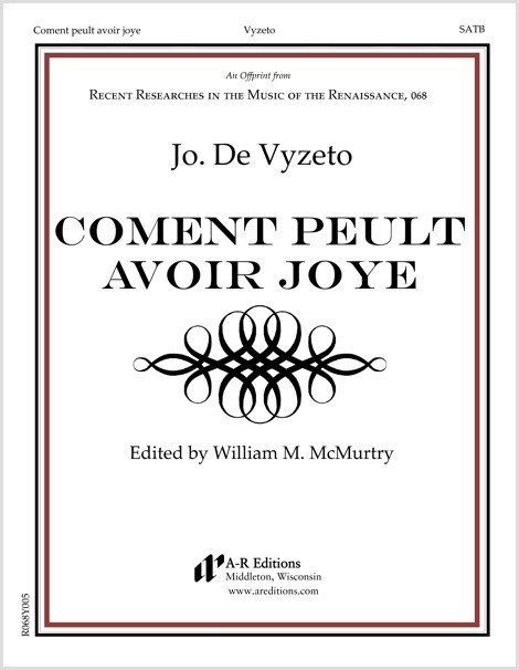 Vyzeto: Coment peult avoir joye