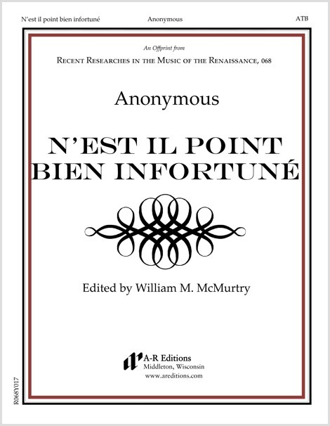 Anonymous: N'est il point bien infortuné