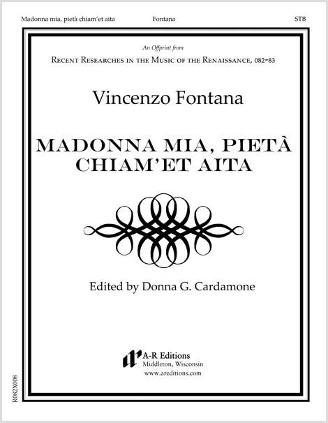 Fontana: Madonna mia, pietà chiam'et aita