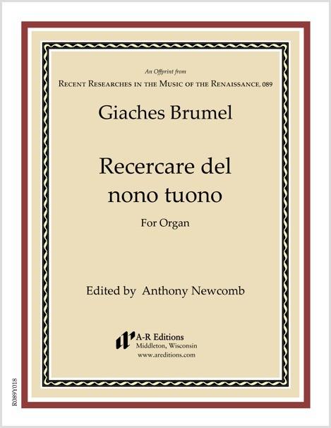 Brumel: Recercare del nono tuono
