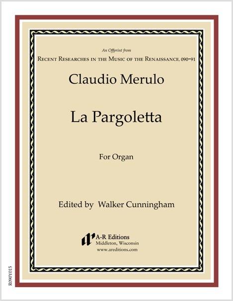 Merulo: La Pargoletta