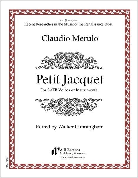 Merulo: Petit Jacquet