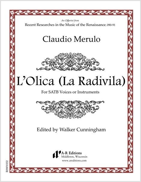 Merulo: L'Olica (La Radivila)