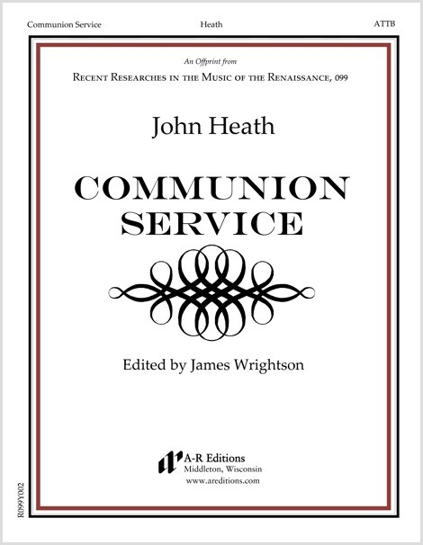 Heath: Communion Service