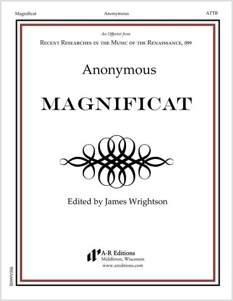 Anonymous: Magnificat