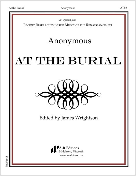Anonymous: At the Burial