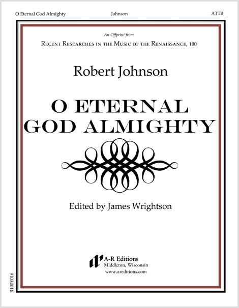Johnson: O Eternal God Almighty