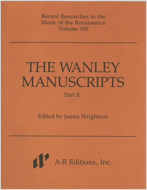 The Wanley Manuscripts, Part 2