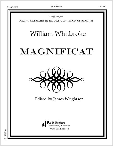 Whitbroke: Magnificat