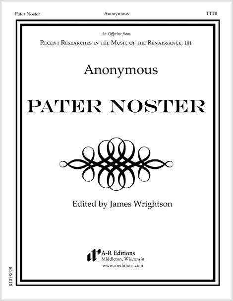 Anonymous: Pater Noster