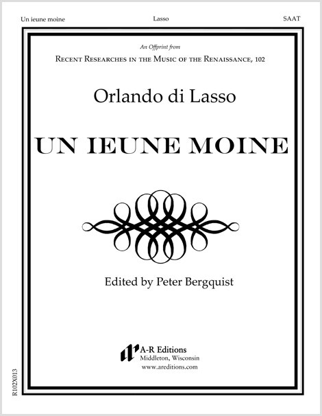 Lasso: Un ieune moine