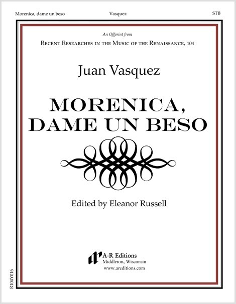Vasquez: Morenica, dame un beso