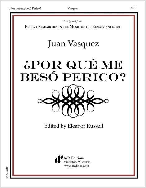 Vasquez: ¿Por qué me besó Perico?