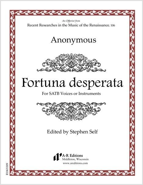 Anonymous: Fortuna desperata