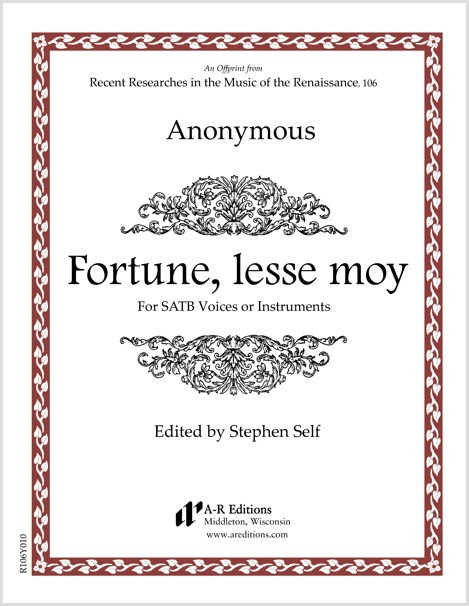 Anonymous: Fortune, lesse moy