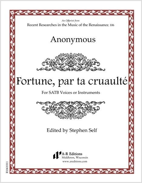 Anonymous: Fortune, par ta cruaulté