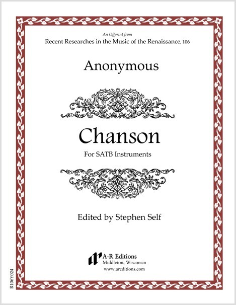 Anonymous: Chanson
