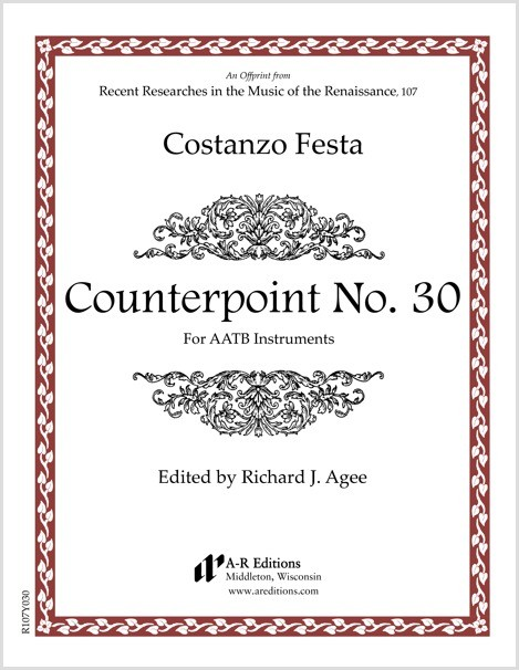 Festa: Counterpoint No. 30