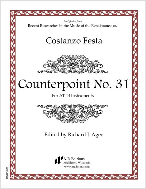 Festa: Counterpoint No. 31