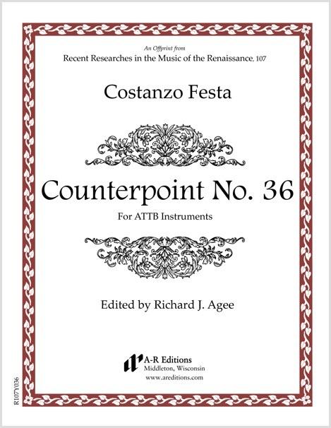 Festa: Counterpoint No. 36