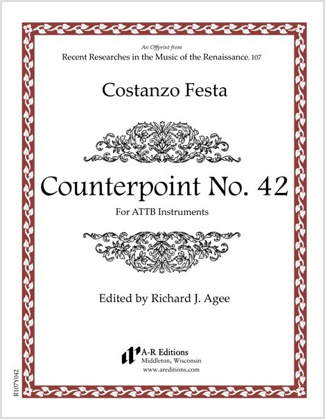 Festa: Counterpoint No. 42