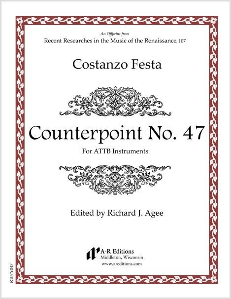 Festa: Counterpoint No. 47