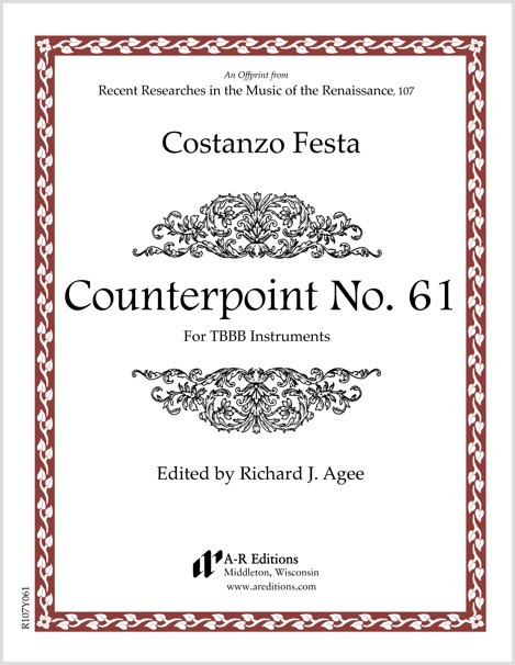 Festa: Counterpoint No. 61