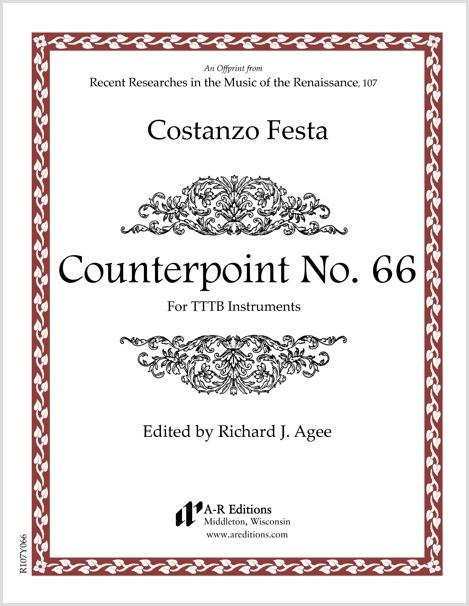 Festa: Counterpoint No. 66