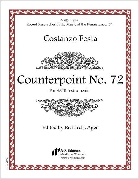 Festa: Counterpoint No. 72