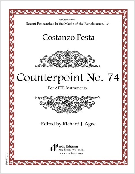 Festa: Counterpoint No. 74
