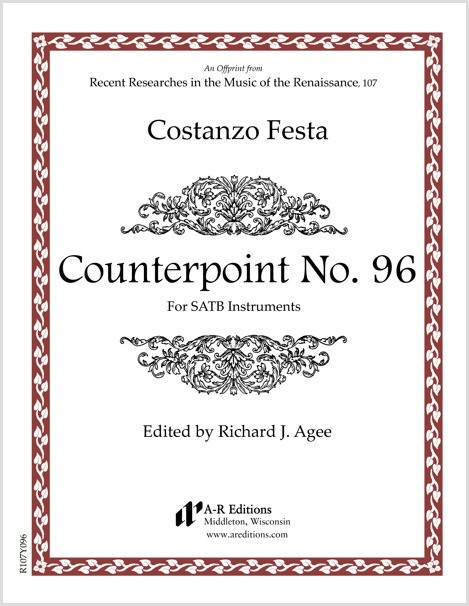 Festa: Counterpoint No. 96