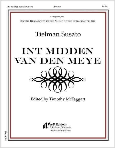 Susato: Int midden van den meye