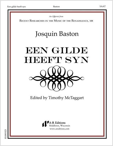 Baston: Een gilde heeft syn