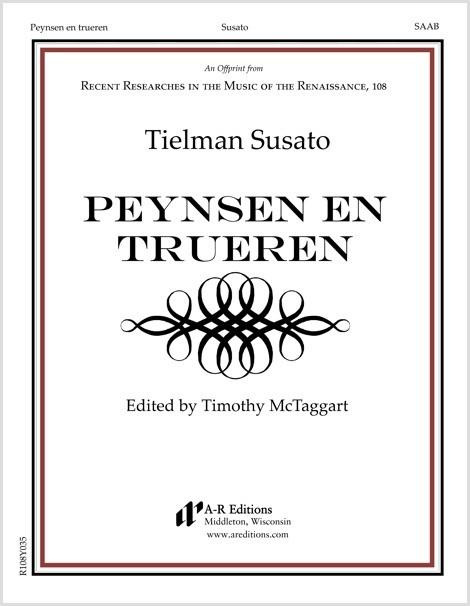 Susato: Peynsen en trueren