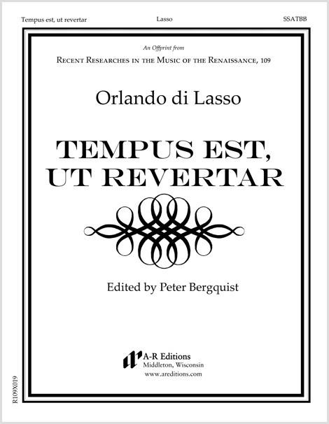 Lasso: Tempus est, ut revertar